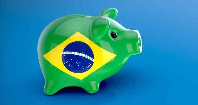 Cofre cofrinho investimentos Brasil