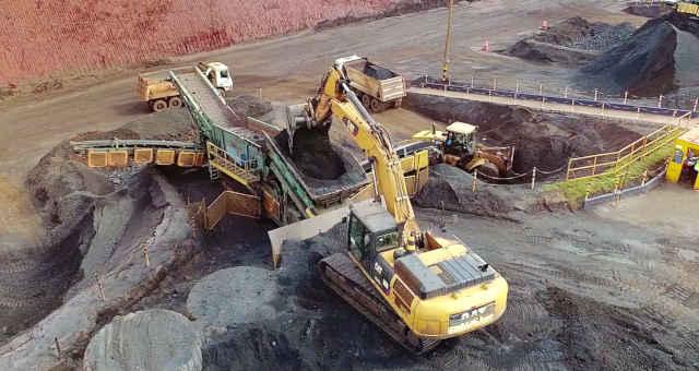 CSN Mineração Minério de ferro