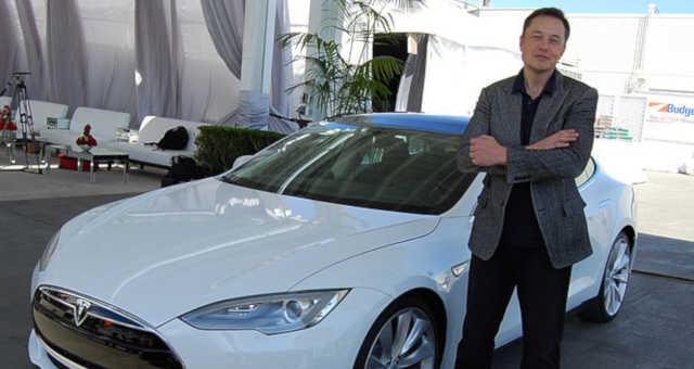 Elon Musk-Tesla
