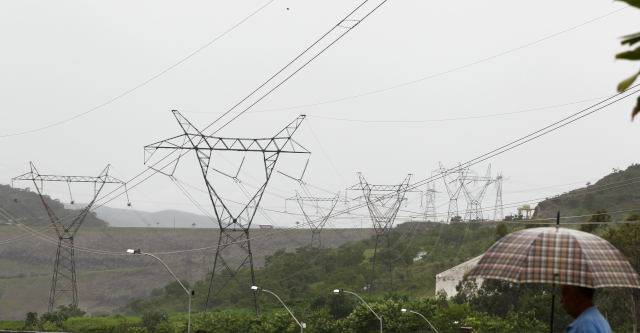 Energia Elétrica Transmissão