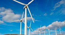 Energia eólica - Parque eólico - Colbún