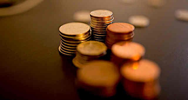 moedas, ganhos, lucro, dinheiro, rentabilidade, riqueza