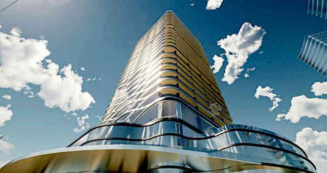 HBR3-A, da HBR Realty na avenida Nações Unidas