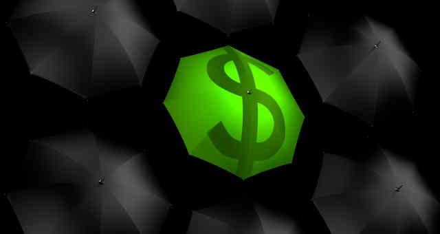 Investimento seguro segurança renda fixa guarda-chuva