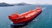 Navio da Petrobras
