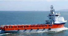 Navio da CBO Oceana Offshore