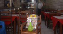 Sebrae Coronavírus Restaurante