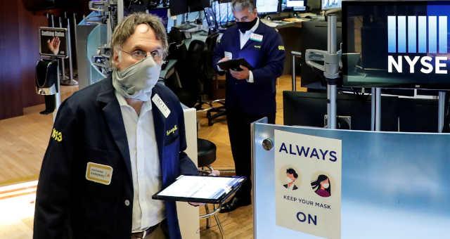 Wall Street Mercados EUA