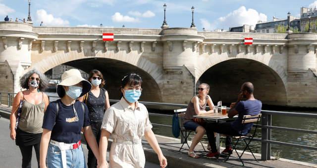Paris França Turismo Europa