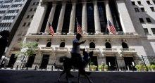Wall Street Nyse Mercados Bolsa de Valores de Nova York