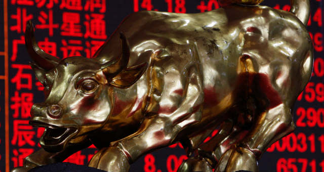 Bull Market Mercados Ásia Shenzhen