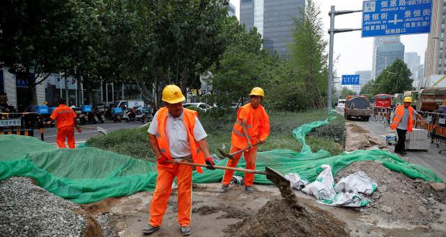 Construção Civil China