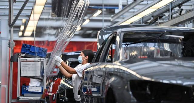 Indústria Carros Setor Automotivo Montadoras