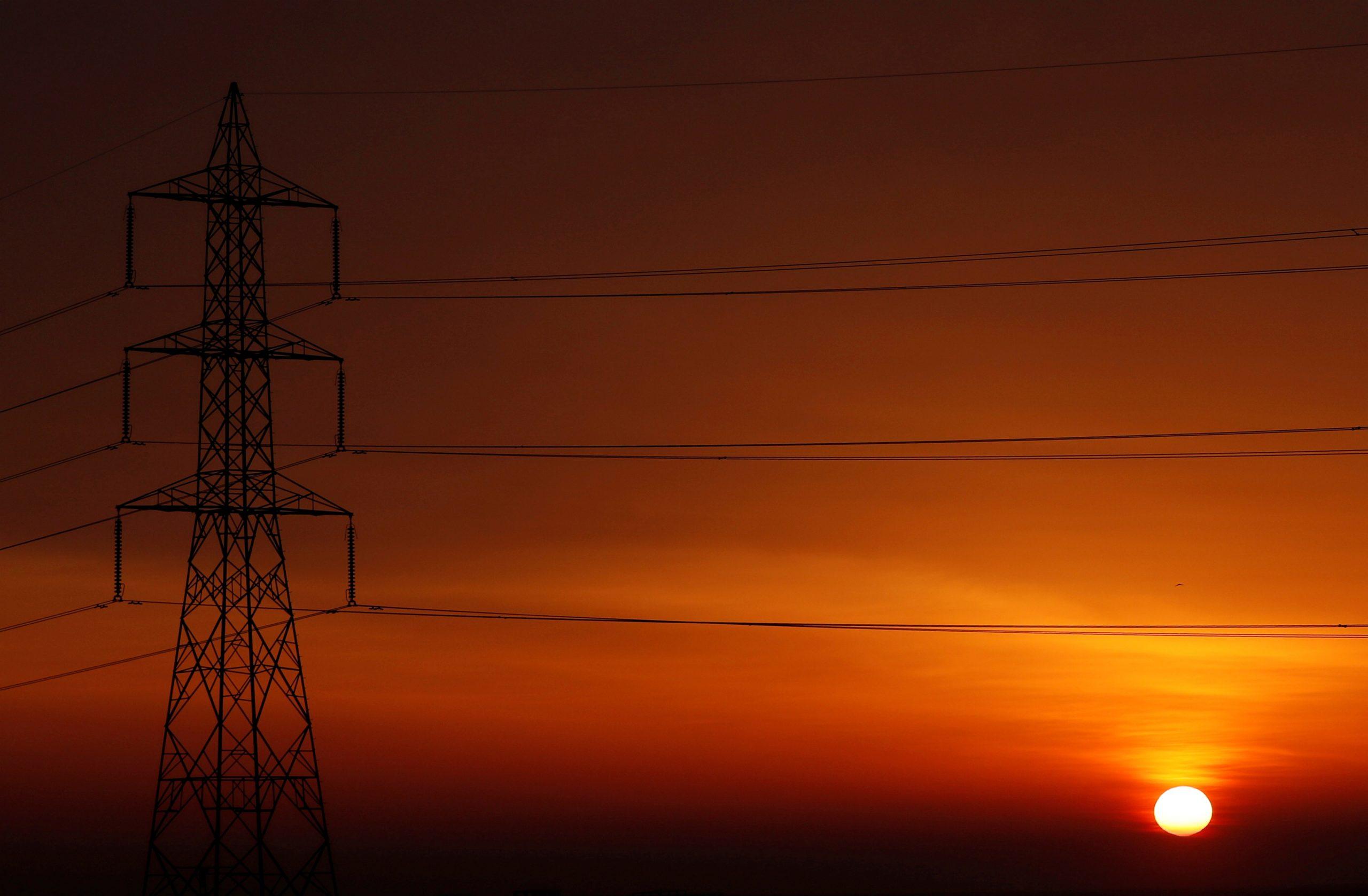 Energia Transmissão Elétrica