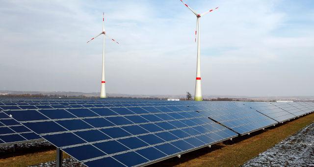 Energias Renováveis Solar Eólica ESG