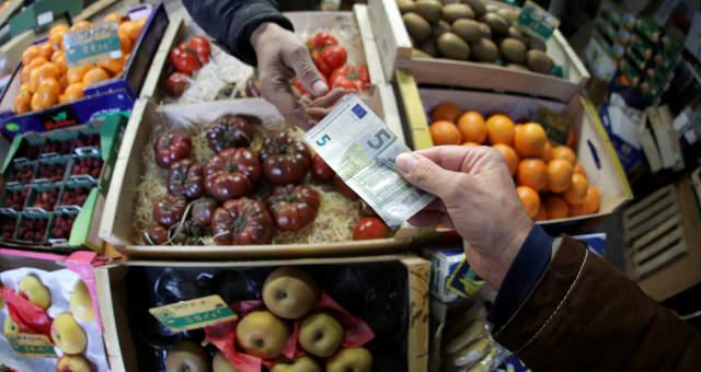 Zona do Euro Alimentos Consumo