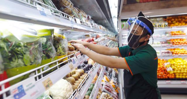 Consumo Alimentos Supermercado
