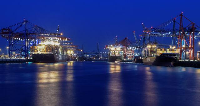 Portos Exportações