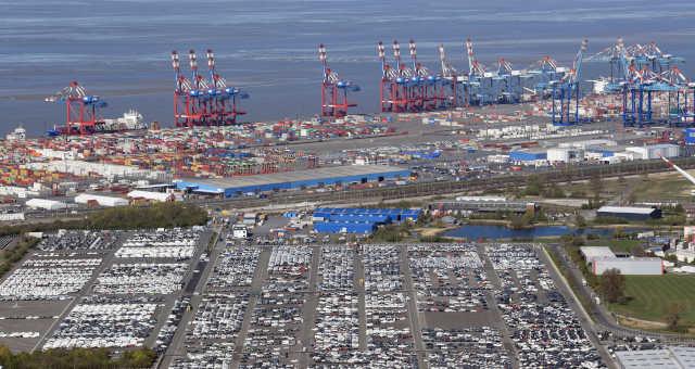 Exportações Portos Comércio Logística
