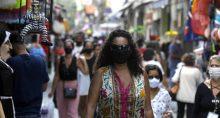 Consumo Comércio Coronavírus Máscara