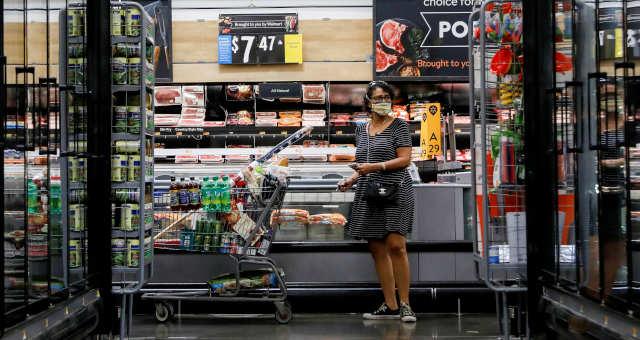 Consumo Supermercado EUA
