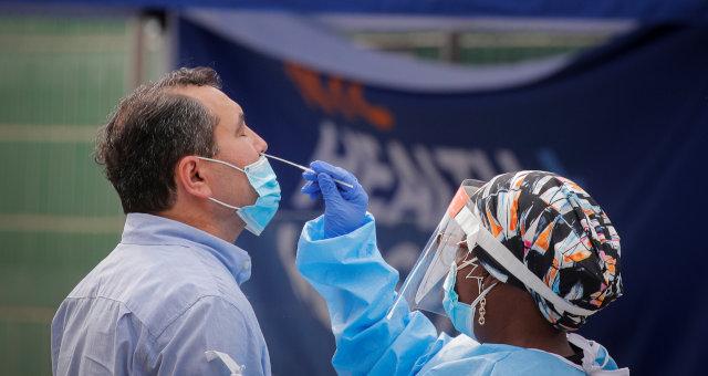 Coronavírus Testes