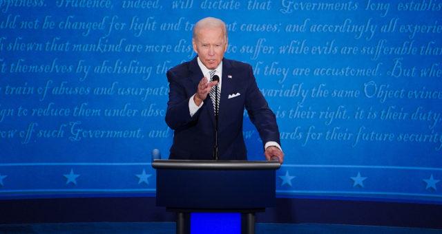 Joe Biden Eleições