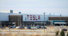 Fábrica da Tesla TSLA