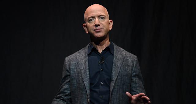 Jeff Bezos AMZN