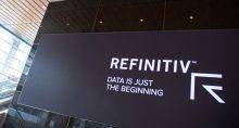 Logo da Refinitiv