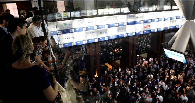 Bolsa de Valores IPO B3