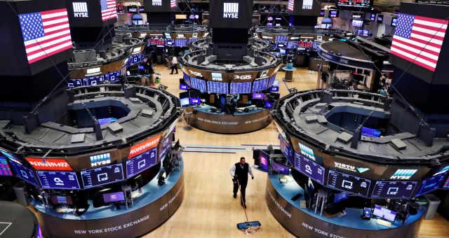 Nyse EUA Mercados Ações Wall Street Bolsa de Valores