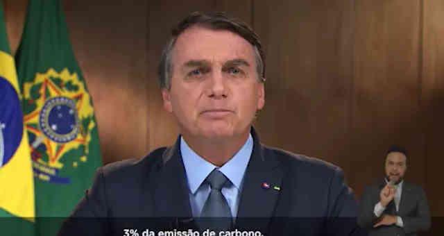 Bolsonaro ONU 22 setembro 2020