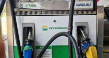 BR Distribuidora Etanol Gasolina BRDT3
