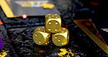 dados, sorte, aposta, investimentos, jogo, lucro