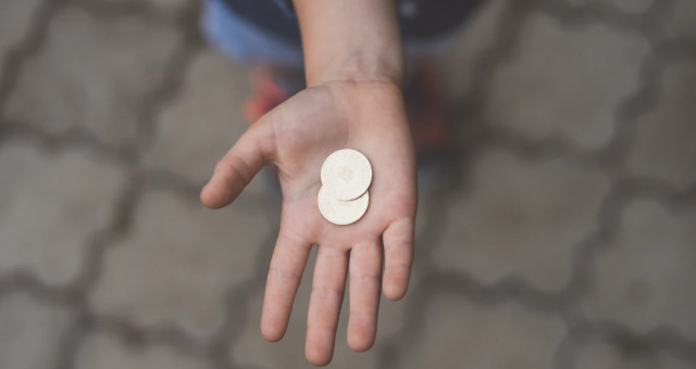 Dinheiro Criança