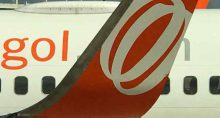 Avião da Gol GOLL4