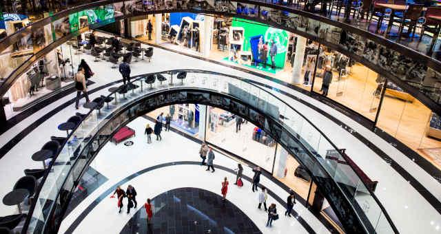 Shopping center de Berlim, Alemanha