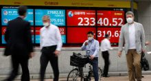 Mercados Ásia Tóquio