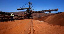 Mineração Minério de Ferro Commodities