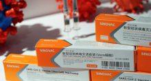 Vacinas CoronaVac Sinovac