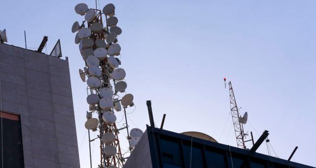 Telecomunicações Antenas