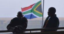 África do Sul Bandeira