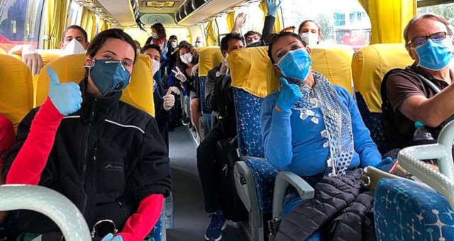 Turismo Coronavírus Viagem