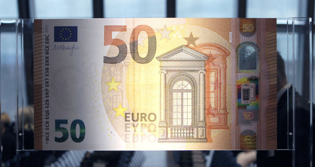 Zona do Euro Moedas