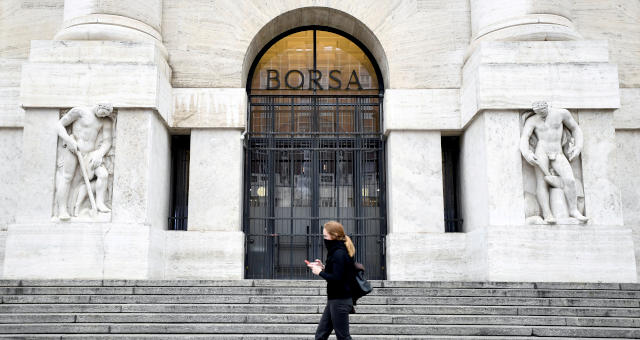 Borsa Bolsa de Milão Mercados