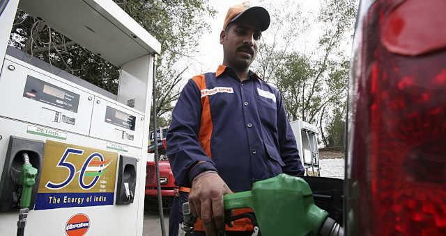 combustíveis em Jammu, Índia