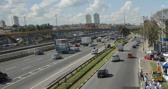 Estrada Rodovias São Paulo
