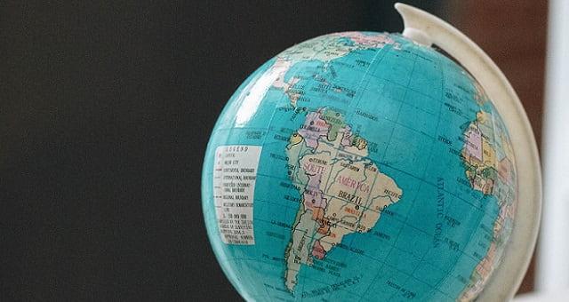 América do Sul, Brasil, Globo