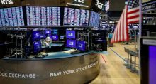 Bolsa de Nova York, Nyse, Wall Street. S&P 500, mercados